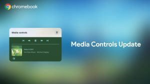 More major changes coming to your Chrome browser's global media controls